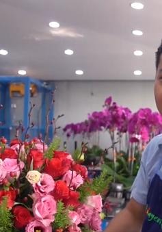 Hợp tác phát triển công nghệ - Tháo nút thắt xuất khẩu cho hoa tươi Việt
