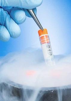 Thụ tinh từ phôi đông lạnh làm tăng nguy cơ ung thư cho trẻ