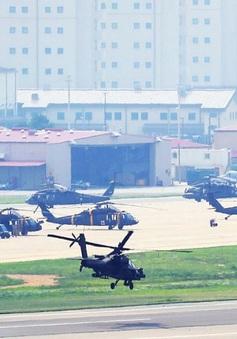 Mỹ trả lại 4 căn cứ quân sự cho Hàn Quốc