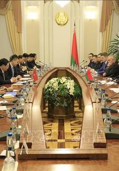 Tăng cường hợp tác kinh tế Việt Nam - Belarus