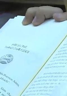 Lựa chọn sách bản quyền - khẳng định giá trị tri thức
