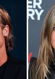 Brad Pitt dự tiệc sinh nhật của vợ cũ
