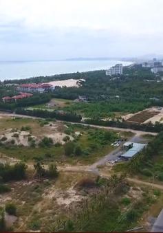 Khánh Hòa: Khu du lịch bắc bán đảo Cam Ranh triển khai ì ạch