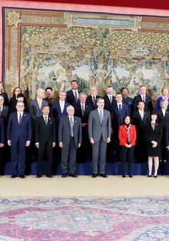 Bế mạc Hội nghị Bộ trưởng Bộ Ngoại giao ASEM lần thứ 14