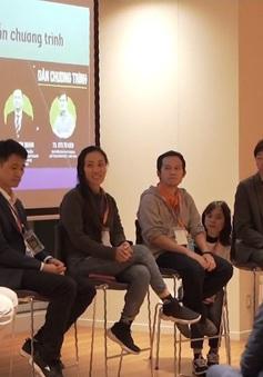 Diễn đàn Startup Việt tại Nhật thu hút hơn 100 đại biểu người Việt
