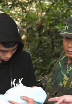 Quảng Ninh: Bắt 2 đối tượng buôn bán trẻ sơ sinh sang Trung Quốc