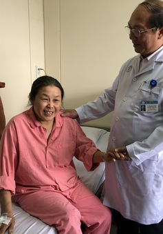 Bệnh viện Chợ Rẫy cứu sống ca đột quỵ não nặng trong 30 phút
