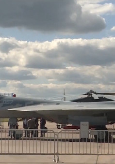 Nga tăng cường vị thế xuất khẩu vũ khí