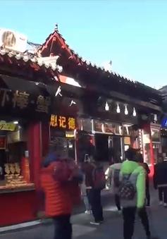 Sức hút từ các khu phố cổ ở Trung Quốc