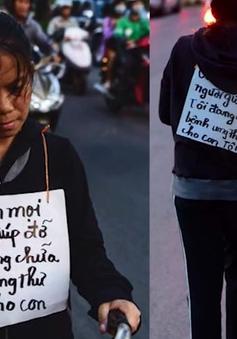 Cho tiền ăn xin: Khi lòng thương bị thương tổn