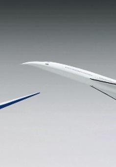 NASA thúc đẩy sản xuất máy bay siêu thanh