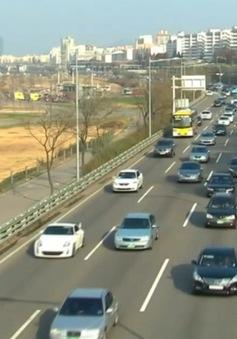 Xuất khẩu ô tô của Hàn Quốc tháng 3 tăng 1,3%