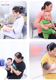 Phòng bệnh viêm phổi, viêm tai giữa, viêm màng não khi vào mùa