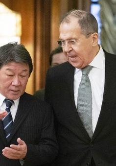 Nga, Nhật Bản tái khởi động đàm phán hiệp ước hòa bình