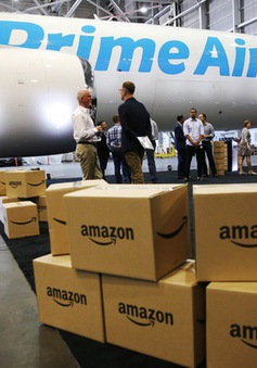 Amazon tự giao 3,5 tỷ kiện hàng trong năm 2019