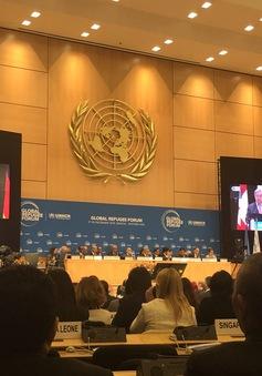 Diễn đàn toàn cầu về Người tị nạn: Tăng cường cam kết triển khai Thỏa thuận toàn cầu về Người tị nạn