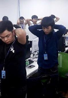 Philippines bắt giữ hàng trăm người Trung Quốc đánh bạc trái phép