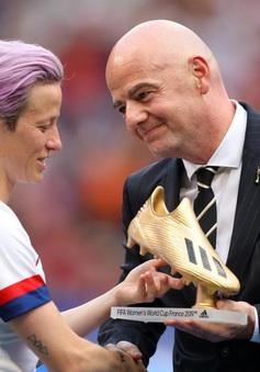 FIFA xem xét tổ chức World Cup nữ với chu kỳ 2 năm