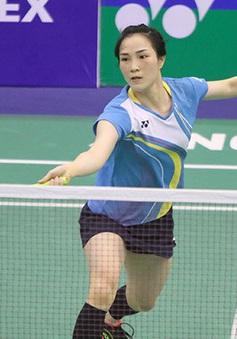 Vượt qua hạt giống số một, Vũ Thị Trang vô địch giải cầu lông tại Mỹ