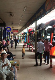 Giá vé xe Tết ở Phú Yên tăng 40 - 60%