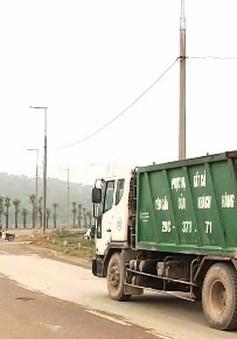 Hà Nội tạm thời tiếp nhận rác thải về Xuân Sơn