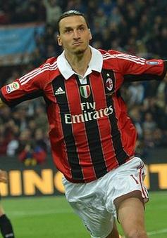 Vừa tới AC Milan, Ibrahimovic đã tính việc giải nghệ
