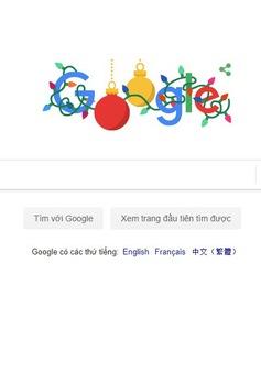 Trang chủ Google rực rỡ trong dịp nghỉ lễ 2019