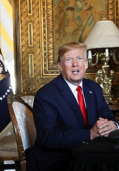 Tổng thống Mỹ muốn nhận quà từ Chủ tịch Triều Tiên