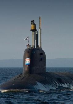 Nga hạ thủy tàu ngầm hạt nhân hiện đại nhất thế giới