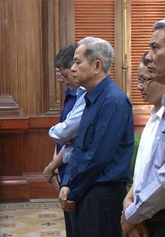 Tiếp tục phiên xét xử Nguyên Phó chủ tịch UBND TP.HCM