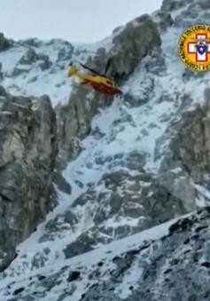 Tai nạn leo núi tại Italy, 3 người thiệt mạng