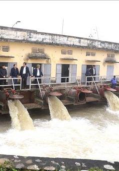 Cần tích cực phối hợp để đủ nước gieo cấy vụ Đông Xuân