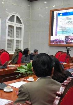 7.000 cán bộ giáo viên Hà Nội làm quen với 5 bộ sách SGK lớp 1 theo chương trình mới
