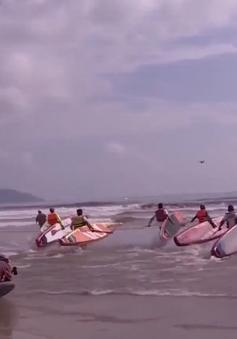 Giải đua thuyền buồm và ván chèo toàn quốc 2019