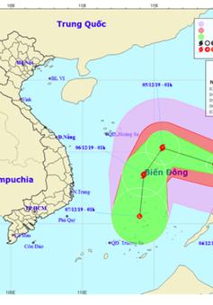 Triển khai các biện pháp ứng phó với bão Kammuri, áp thấp nhiệt đới và gió mùa Đông Bắc