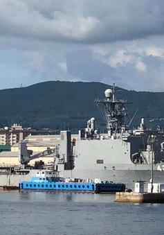 Điều tra nhà thầu xả thải trộm xuống cảng biển Nhật Bản