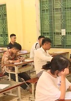 Sửa đổi Quy chế thi THPT quốc gia: Thí sinh bị đình chỉ thi sẽ hủy kết quả toàn bộ các bài thi