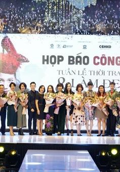 Tuần lễ thời trang và làm đẹp quốc tế Việt Nam 2019: Hấp dẫn và sôi động