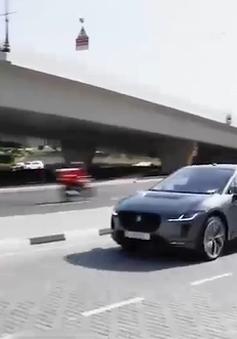 Dubai chuẩn bị đưa xe tự lái vào hoạt động
