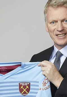 David Moyes đạt thỏa thuận dẫn dắt West Ham