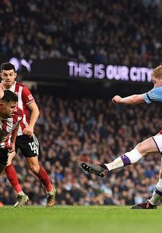 "Mất Premier League, Man City có thể mất luôn ""phù thủy tuyến giữa"""