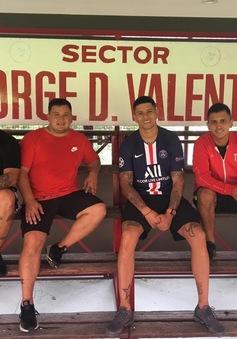 Trung vệ Man Utd công khai tỏ tình với PSG