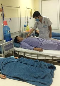 Cảnh báo gia tăng người bệnh nhập viện do cúm