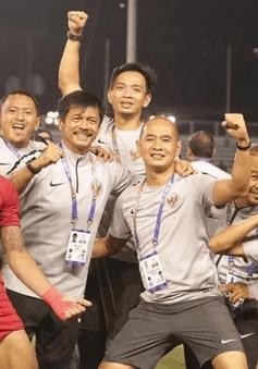 Bại tướng của HLV Park Hang-seo tại SEA Games 30 nhận nhiệm vụ mới