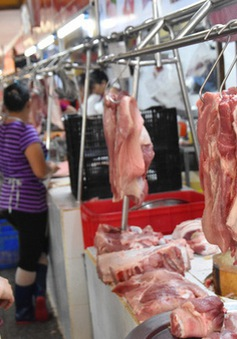 TP.HCM phối hợp với các tỉnh ĐBSCL kiểm soát thịt lợn