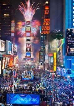 New York sẵn sàng cho lễ đếm ngược chào năm mới