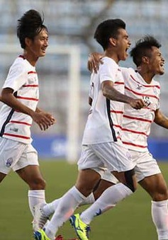 U22 Campuchia 3-1 U22 Malaysia: Chiến thắng lịch sử