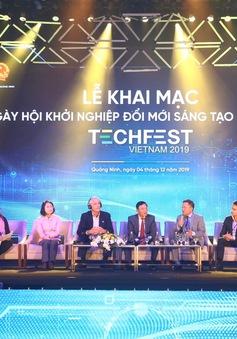 Techfest Vietnam 2019 – Nơi kết nối và đẩy mạnh tương tác giữa các thành phần của hệ sinh thái khởi nghiệp ĐMST