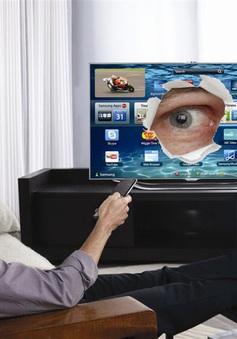FBI cảnh báo TV thông minh có thể theo dõi người dùng