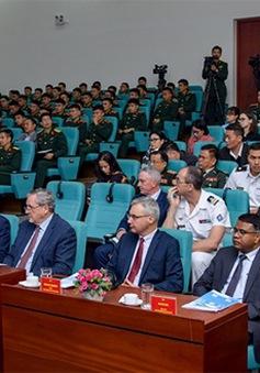 Việt Nam và các hoạt động gìn giữ hòa bình LHQ trong môi trường Pháp ngữ